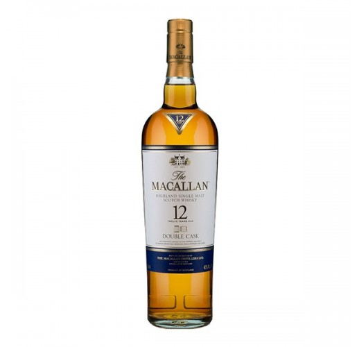 Macallan Double Cask 12 YO Single Malt Scotch Whisky